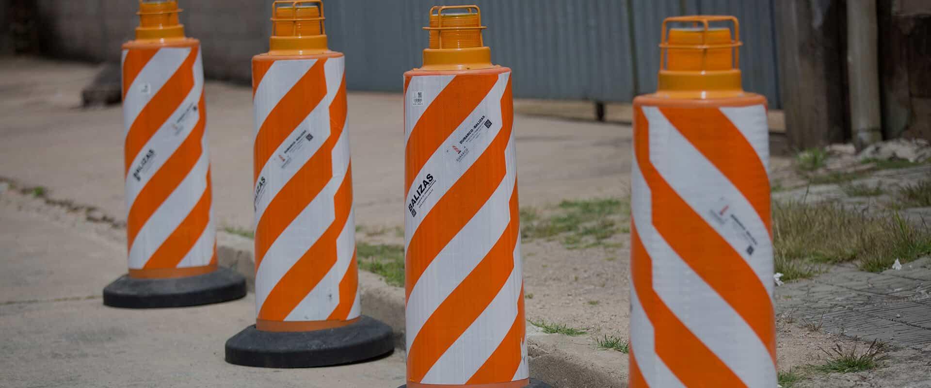 Arrendamientos y equipos de señalización vial